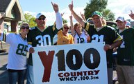 Y100 Tailgate Party at Brett Favre's Steakhouse :: Preseason vs. Browns 6