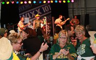 WIXX Packers Game Day Parties :: Tundra Tailgate Zone @ Lambeau Field 13