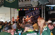 WIXX Packers Game Day Parties :: Tundra Tailgate Zone @ Lambeau Field 12