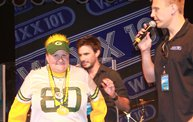 WIXX Packers Game Day Parties :: Tundra Tailgate Zone @ Lambeau Field 4