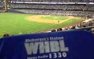 WHBL Listeners Head To The Brewer Game 11