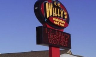 IC Willy's nightclub