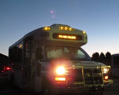 "MAX' ""Night Owl"" service will be augmented by a new ""Twilight Route"" on Oct. 1. (photo courtesy Macatawa Area Express)"