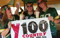 Y100 Tailgate Party at Brett Favre's Steakhouse :: Preseason vs. Chiefs: Cover Image
