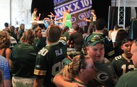 WIXX Packers Game Day Parties :: Tundra Tailgate Zone @ Lambeau Field :: Preseason vs. Chiefs 4
