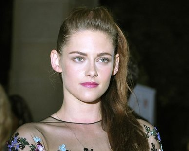 "Actress Kristen Stewart poses at the gala presentation for the film ""On the Road"" at the 37th Toronto International Film Festival September"
