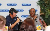 1 on 1 With The Boys :: 9/6/12 :: Jermichael Finley 7