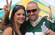 Y100 Tailgate Party at Brett Favre's Steakhouse :: Packers vs. 49ers 11