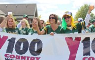Y100 Tailgate Party at Brett Favre's Steakhouse :: Packers vs. 49ers 8