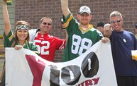 Y100 Tailgate Party at Brett Favre's Steakhouse :: Packers vs. 49ers 3