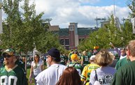 Y100 Tailgate Party at Brett Favre's Steakhouse :: Packers vs. 49ers 27
