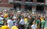 WIXX @ Packers vs. 49ers :: Tundra Tailgate Zone 26