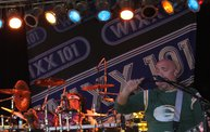 WIXX @ Packers vs. 49ers :: Tundra Tailgate Zone 21