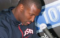 1 on 1 With The Boys :: 9/11/12 :: Jarrett Bush 23