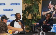 1 on 1 With The Boys :: 9/11/12 :: Jarrett Bush 3
