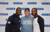 1 on 1 With The Boys :: 9/11/12 :: Jarrett Bush 6