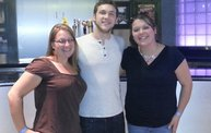 WIXX Winners Get a Backstage Phillip Phillips Performance at his Bradley Center Show 26