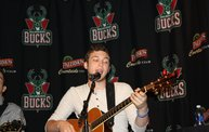 WIXX Winners Get a Backstage Phillip Phillips Performance at his Bradley Center Show 18