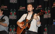 WIXX Winners Get a Backstage Phillip Phillips Performance at his Bradley Center Show 17