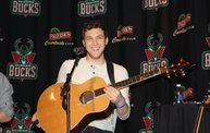 WIXX Winners Get a Backstage Phillip Phillips Performance at his Bradley Center Show: Cover Image