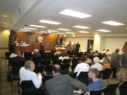 Wausau City Council meeting 9-11-12