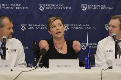 Womanhospital Texas on Texas Speaks During A News Conference At Brigham And Women S Hospital