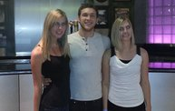 WIXX Winners Get a Backstage Phillip Phillips Performance at his Bradley Center Show 7