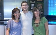 WIXX Winners Get a Backstage Phillip Phillips Performance at his Bradley Center Show 10