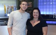 WIXX Winners Get a Backstage Phillip Phillips Performance at his Bradley Center Show 9