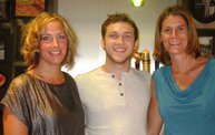 WIXX Winners Get a Backstage Phillip Phillips Performance at his Bradley Center Show 1