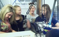 PCHS Cheerteam On The Joe Show! 2
