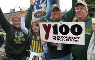 Y100 Tailgate Party at Brett Favre's Steakhouse :: Packers vs. Bears 12
