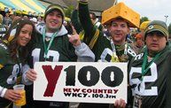 Y100 Tailgate Party at Brett Favre's Steakhouse :: Packers vs. Bears 9