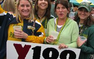 Y100 Tailgate Party at Brett Favre's Steakhouse :: Packers vs. Bears 8