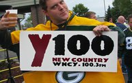Y100 Tailgate Party at Brett Favre's Steakhouse :: Packers vs. Bears 3