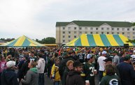 Y100 Tailgate Party at Brett Favre's Steakhouse :: Packers vs. Bears 2