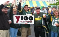 Y100 Tailgate Party at Brett Favre's Steakhouse :: Packers vs. Bears 1