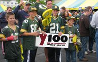 Y100 Tailgate Party at Brett Favre's Steakhouse :: Packers vs. Bears 21