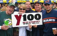 Y100 Tailgate Party at Brett Favre's Steakhouse :: Packers vs. Bears 19