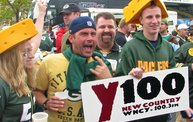 Y100 Tailgate Party at Brett Favre's Steakhouse :: Packers vs. Bears 18