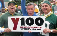 Y100 Tailgate Party at Brett Favre's Steakhouse :: Packers vs. Bears 17