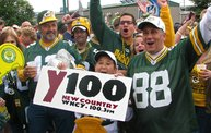 Y100 Tailgate Party at Brett Favre's Steakhouse :: Packers vs. Bears 16