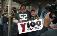 Y100 Tailgate Party at Brett Favre's Steakhouse :: Packers vs. Bears 15