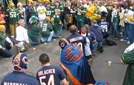 Y100 Tailgate Party at Brett Favre's Steakhouse :: Packers vs. Bears 13