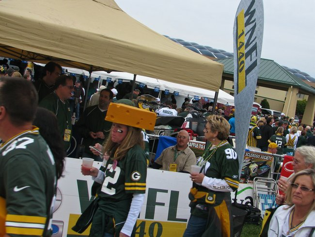 Packers vs. Bears :: 9/13/12