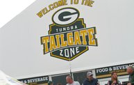 WIXX @ Packers vs. Bears :: Tundra Tailgate Zone 4