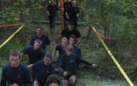 Hot Mess Mud Run :: The Marines and Air Force Test the Course 14