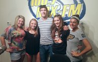 PCHS Cheerteam On The Joe Show! 3
