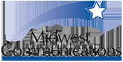 Midwest Communications corporate logo is shown in a stock image.