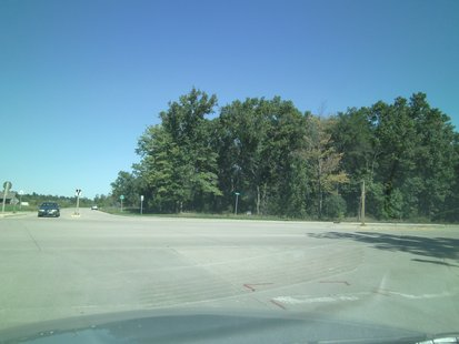 Highway 10 East and Badger Avenue, Stevens Point.  Proposed site of The Store gas and convenience store